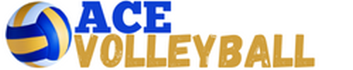ace volleyball logo